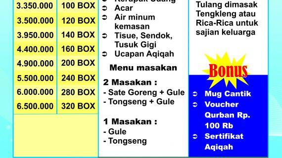 paket nasibox aqiqah solo raya anak laki-laki